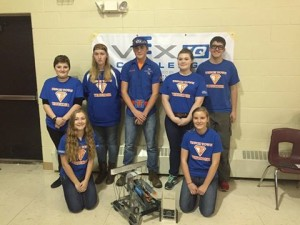 Vex State Champs