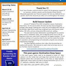 T3 Partner Update Feb 18 19